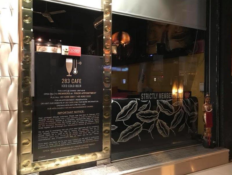 Beer Tower 283 Cafe Online