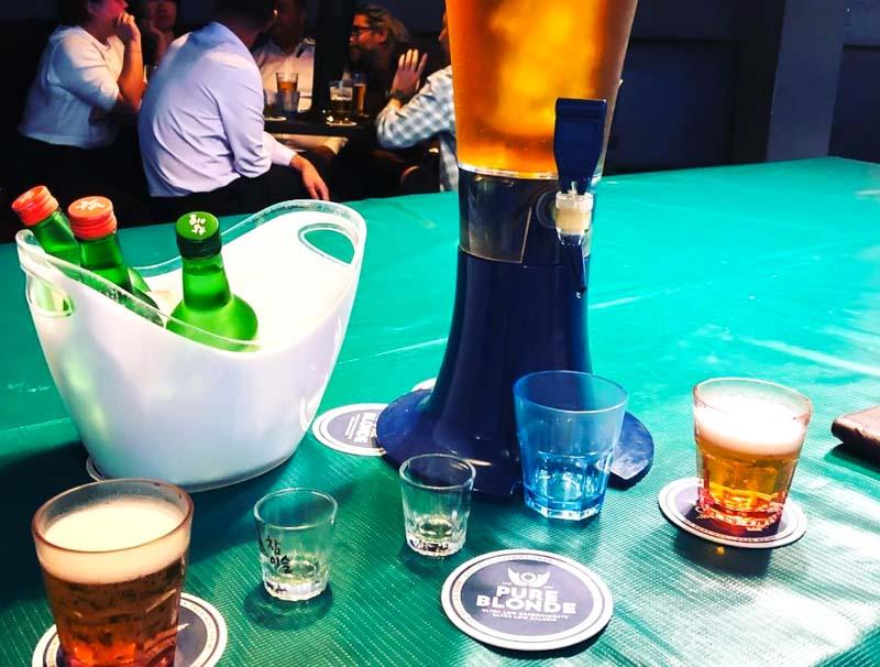 Beer Tower Stickies 1 Online