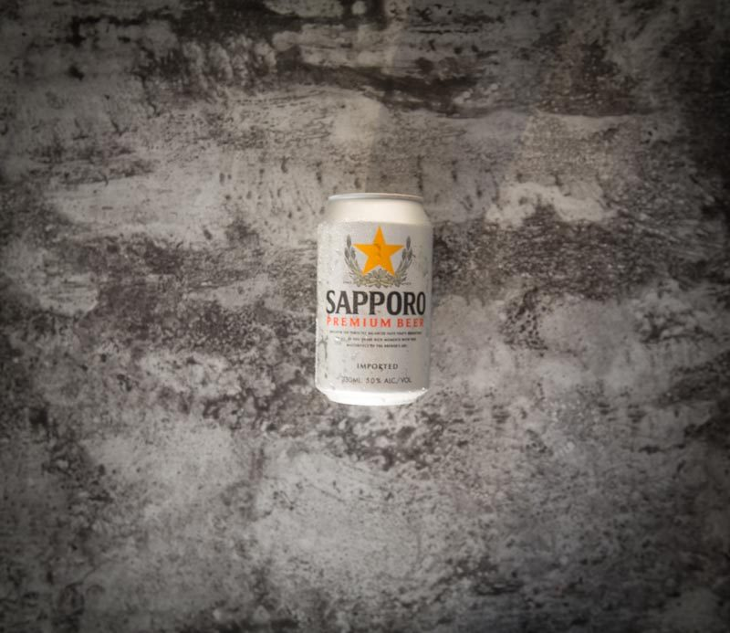Sapporo Beer 10