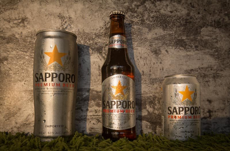 Sapporo Beer 13