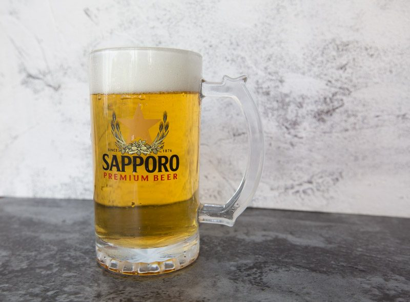 Sapporo Beer 4