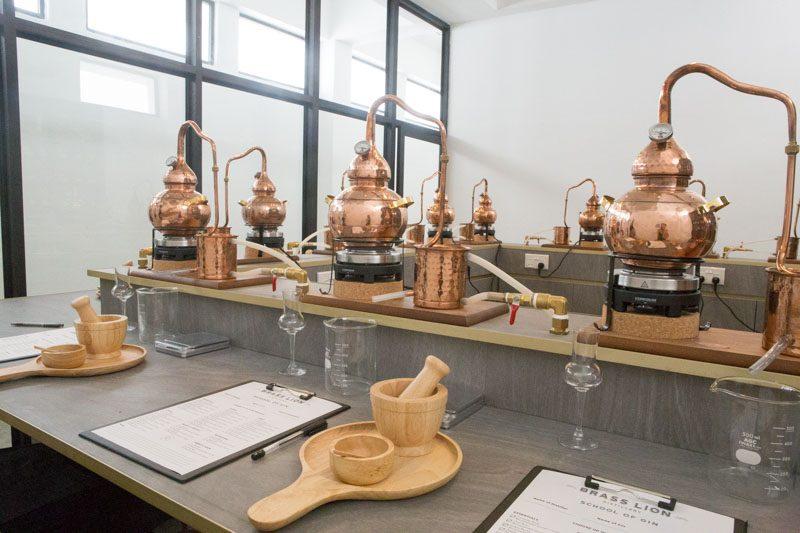 Brass Lion Distillery 14