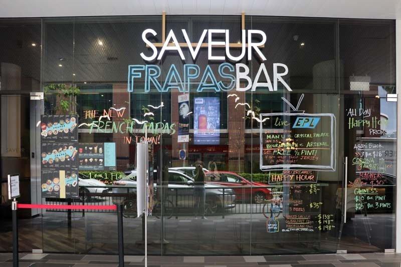 Frapas Bar