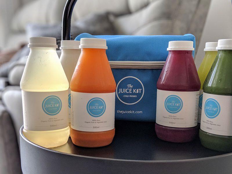 Juice Cleanse The Juice Kit 3