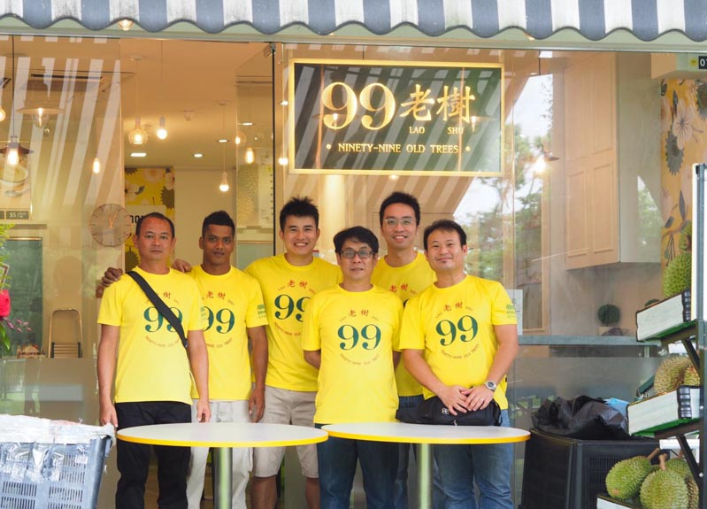 99 Old Trees Durian Online 2 Honest Durians