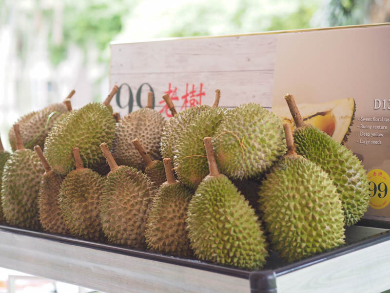 99 Old Trees Durian Online 3 Honest Durians