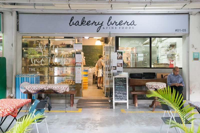 Bakery Brera 1
