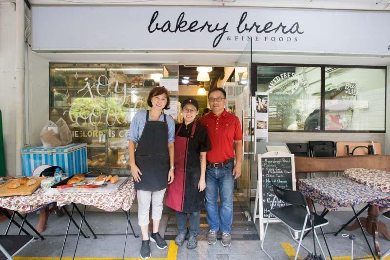 Bakery Brera 2