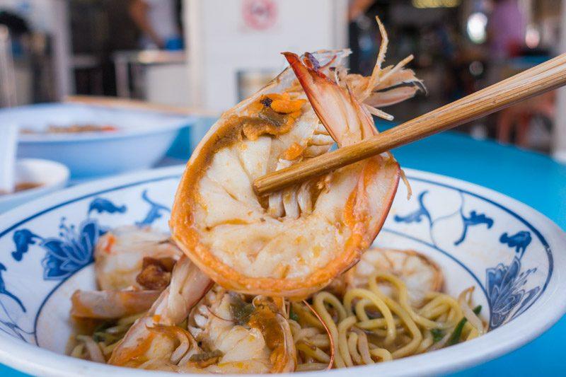 Da Dong Prawn Noodle 9