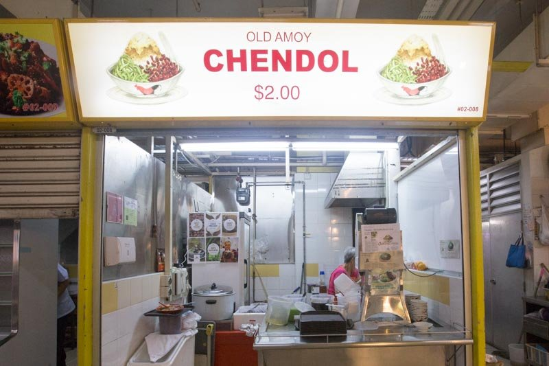Old Amoy Chendol 3 chinatown