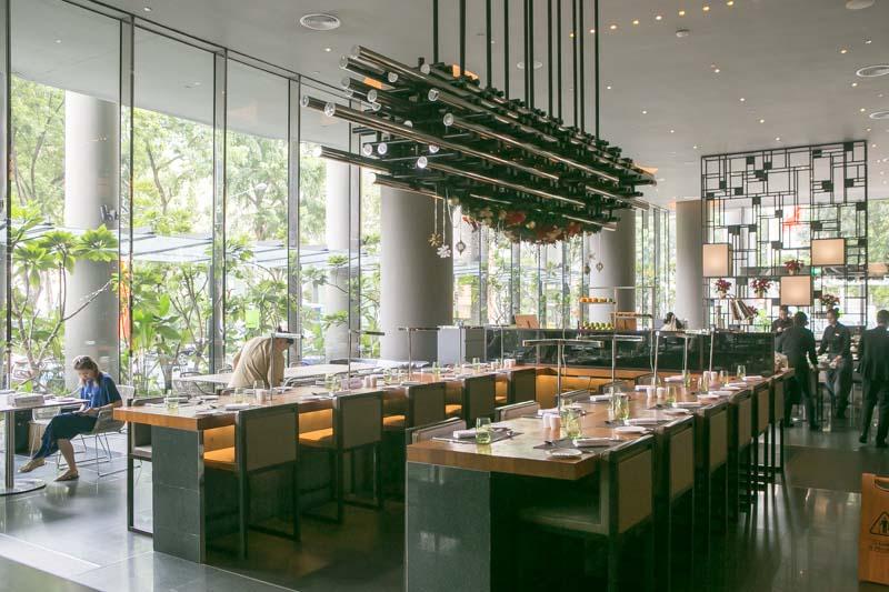 Lime Restaurant Parkroyal On Pickering Cny 2019 1