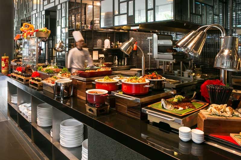 Lime Restaurant Parkroyal On Pickering Cny 2019 24