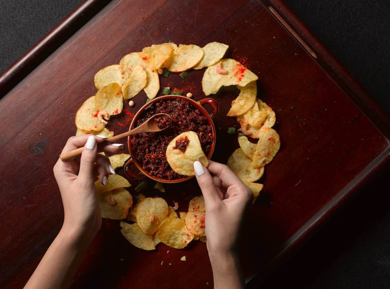 Papapeng Hae Bee Hiam Potato Chips Online 2