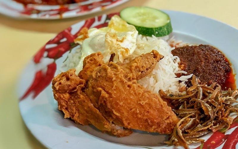 Mizzy Corner Nasi Lemak Changi Village Online 1