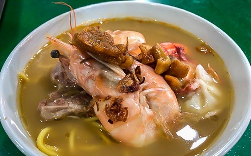 Fresh Taste Big Prawn Noodle Zion Riverside Food Centre Online 1