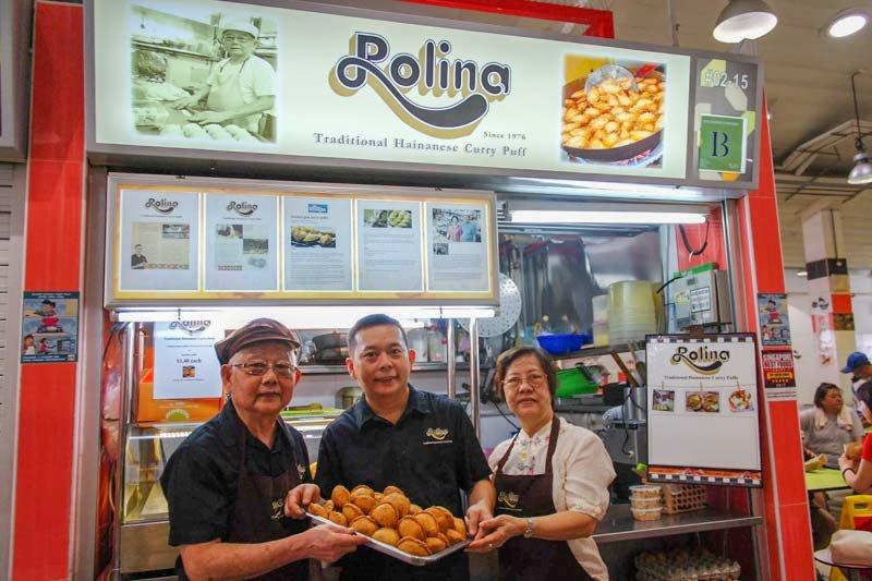 Rolina Traditional Hainanese Curry Puff Tanjong Pagar Online 1