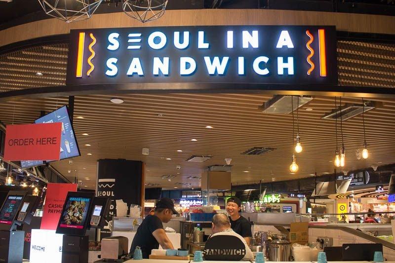 Seoul In A Sandwich 1