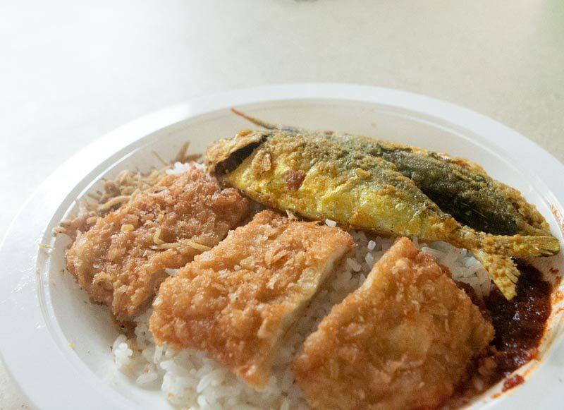 Yi Liu Xiang Nasi Lemak 3