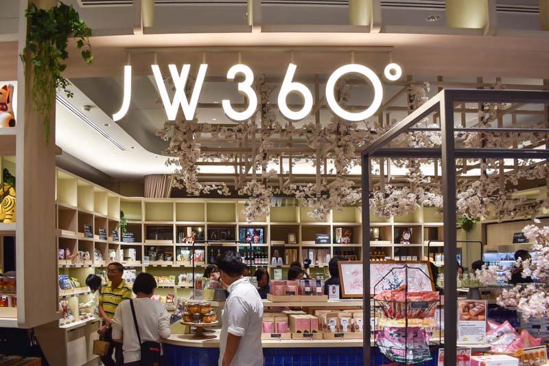 JW360° Jewel Changi Airport 30