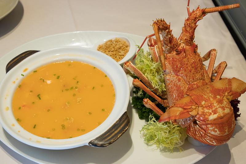 Lobster Porridge 1