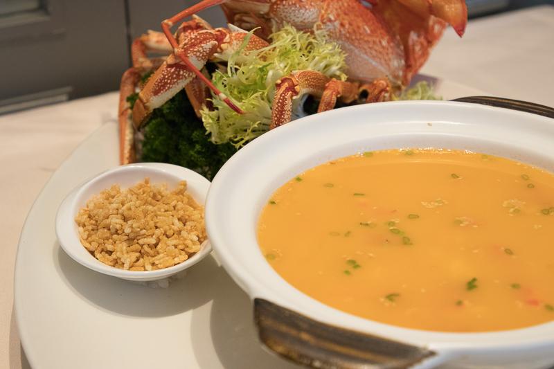 Lobster Porridge 2