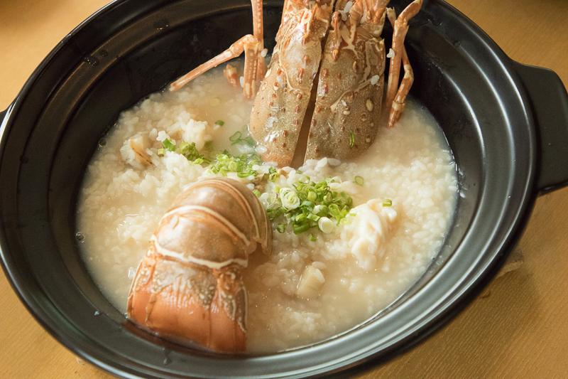 Lobster Porridge 5