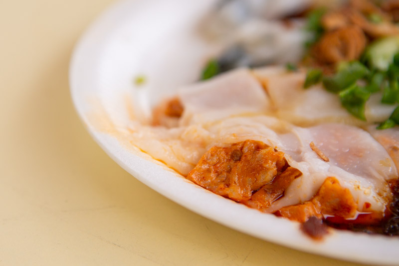 Freshly Made Chee Cheong Fun Old Airport Road Food Centre 17