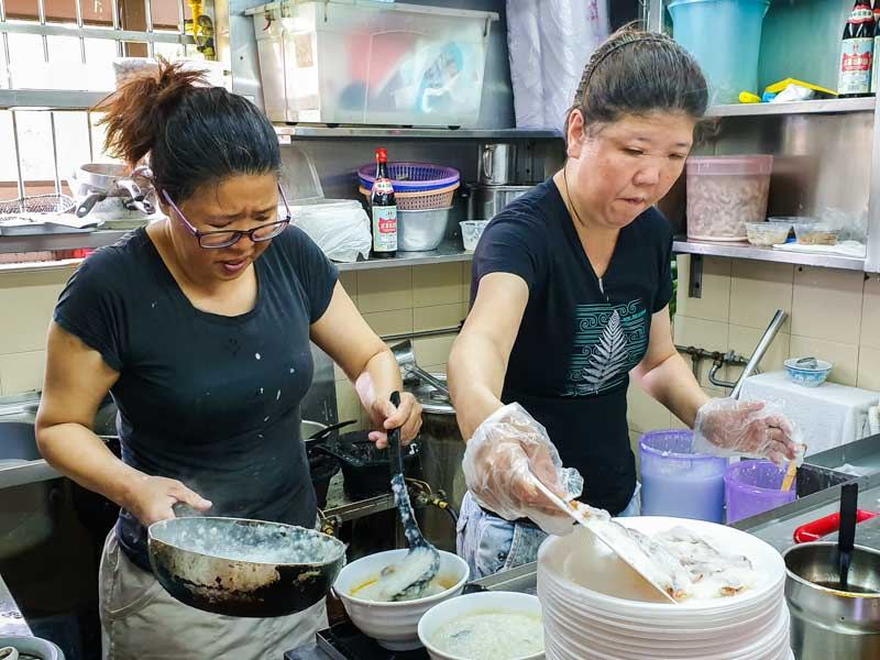 Freshly Made Chee Cheong Fun Old Airport Road Food Centre 4