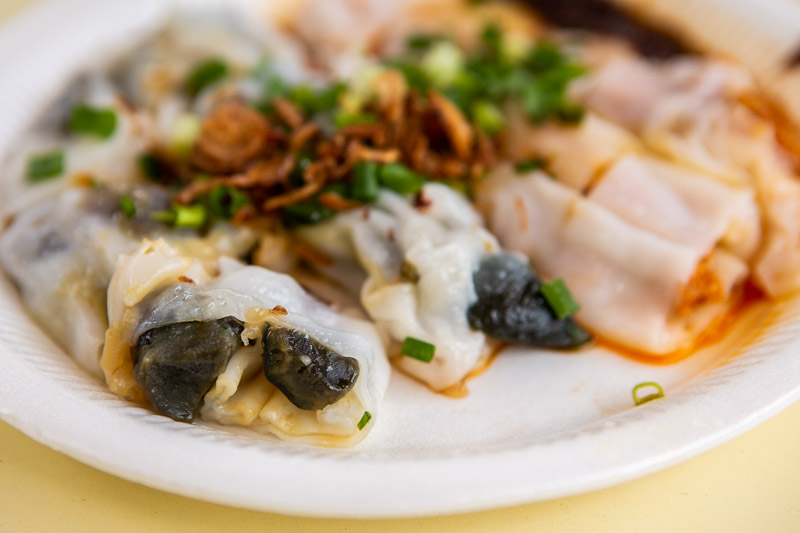 Freshly Made Chee Cheong Fun Old Airport Road Food Centre 6