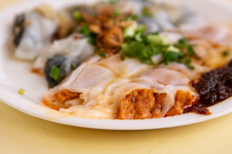 Freshly Made Chee Cheong Fun Old Airport Road Food Centre 7