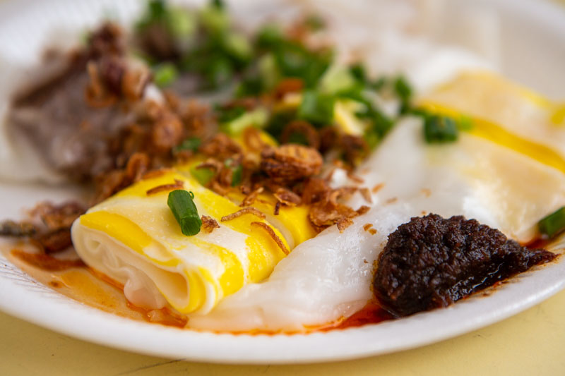 Freshly Made Chee Cheong Fun Old Airport Road Food Centre 9