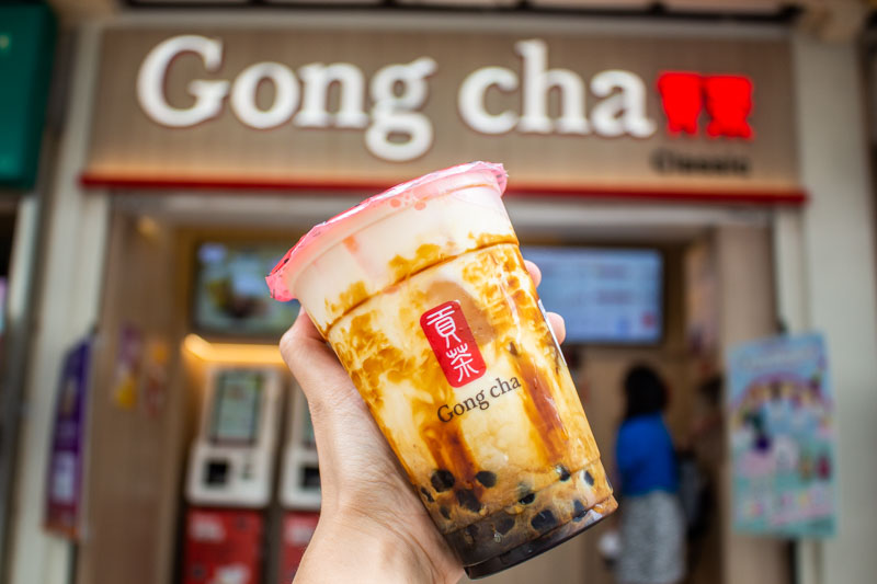 Gong Cha Labour Day Giveaway May 2019 1
