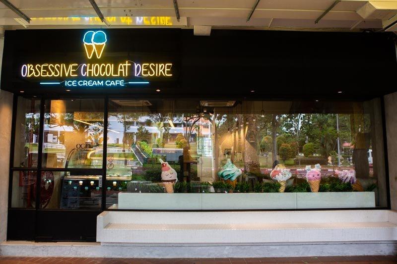 Obsessive Chocolat Desire (ocd) Cafe Ang Mo Kio 1