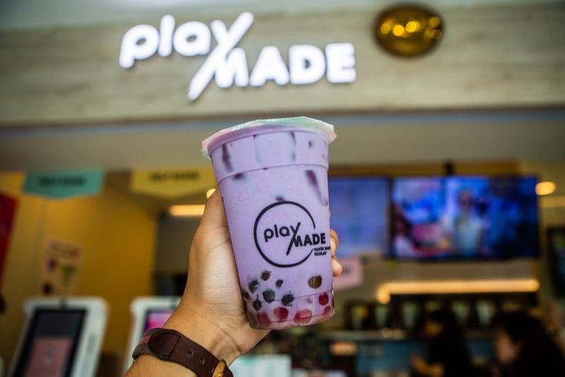 Playmade Purple Sweet Potato Drink April 2019 3
