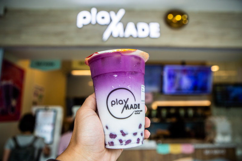 Playmade Purple Sweet Potato Drink April 2019 4