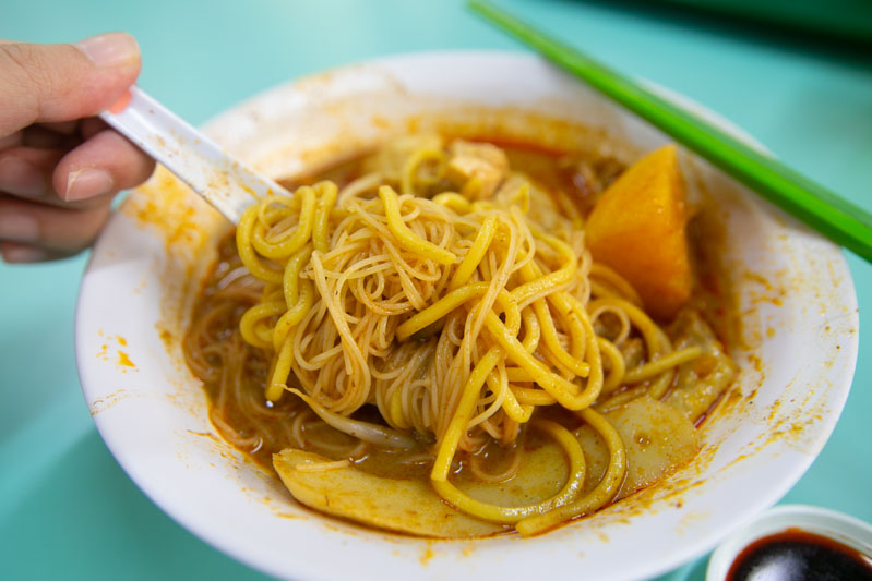 Heng Kee Curry Noodle 11