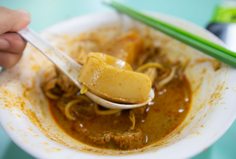 Heng Kee Curry Noodle 12
