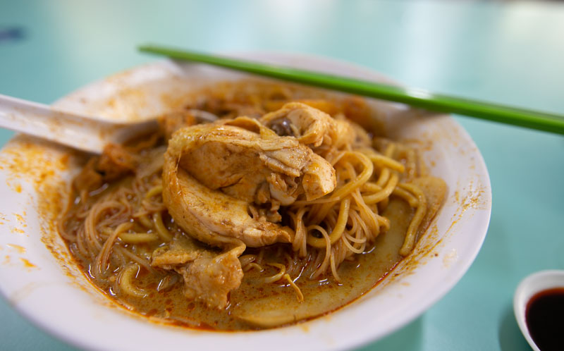 Heng Kee Curry Noodle 6