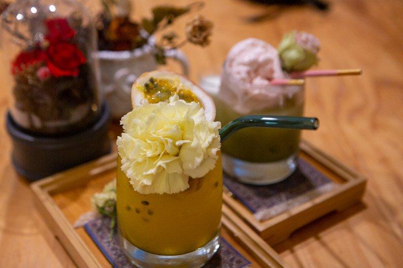 Cafe De Nicole's Flower East Coast 33
