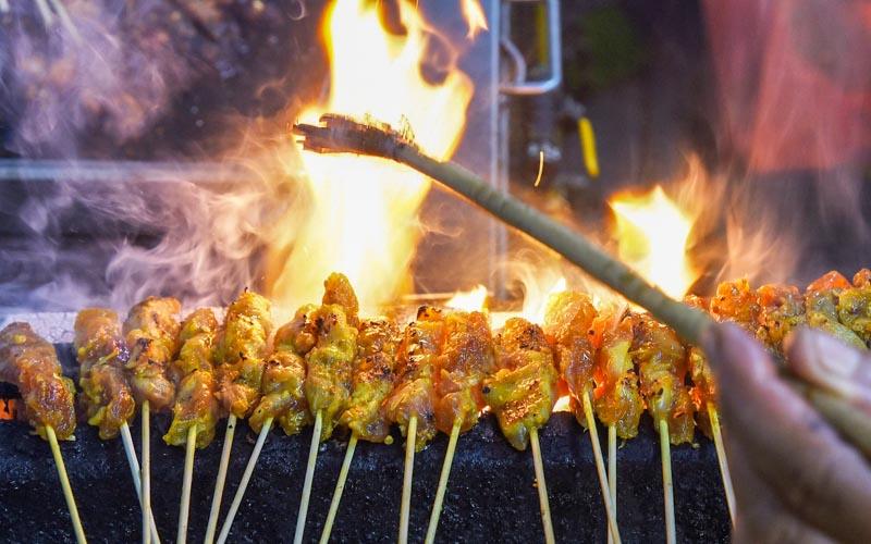 Alhambra Heritage & Original Satay Club Geylang Serai Market & Food Centre Online 1