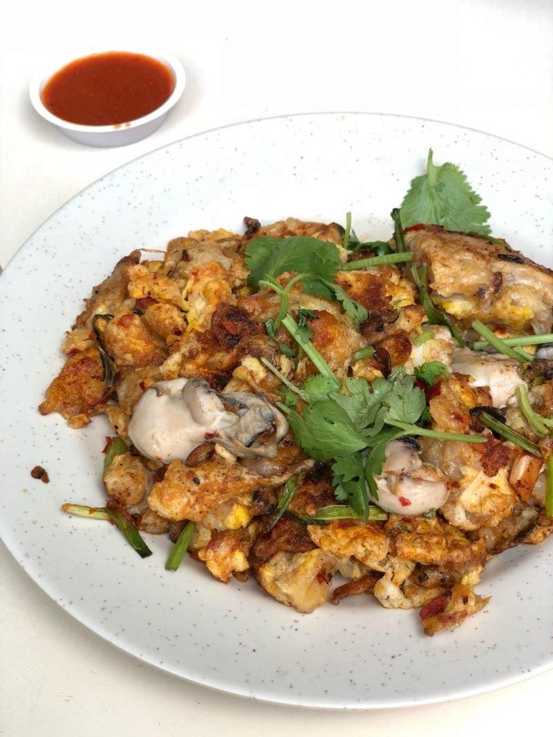 Online Hock Kee Fried Oyster serangoon garden