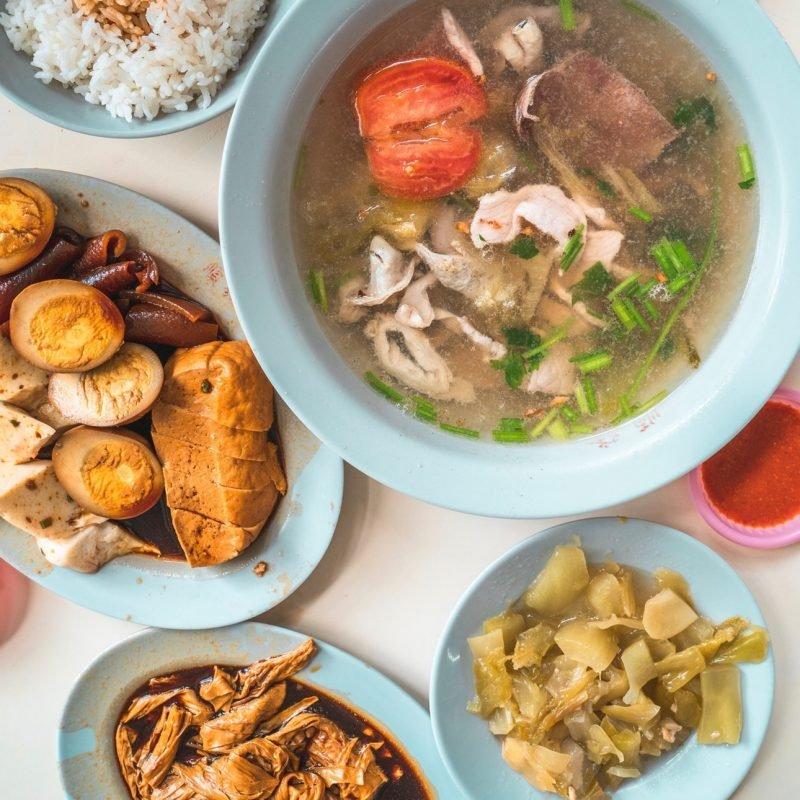 Online Soon Huat Pig Organ Soup 1 serangoon garden