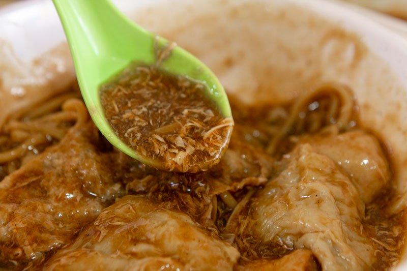 Spinach Yong Tau Foo 16
