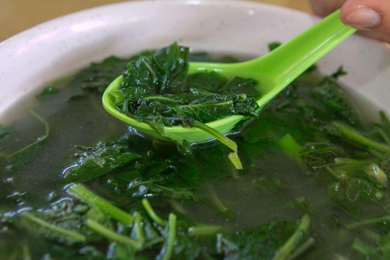 Spinach Yong Tau Foo 17