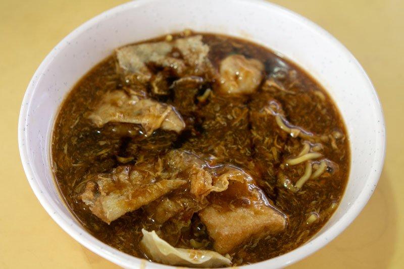 Spinach Yong Tau Foo 2