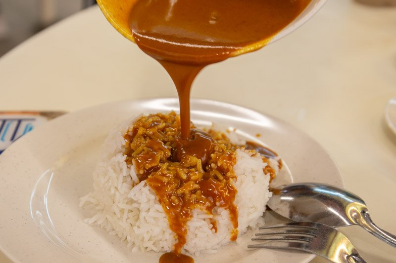 Hong Seng Curry Rice Redhill Food Centre 13