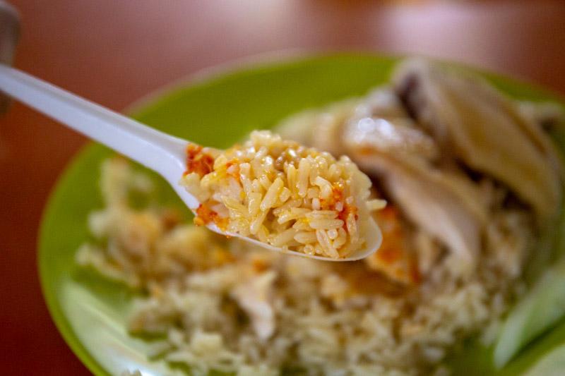 Maxwell Food Centre Ah Tai Tian Tian Hainanese Chicken Rice Chinatown 36