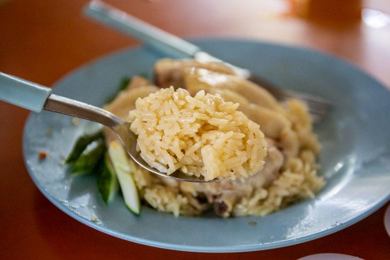 Maxwell Food Centre Ah Tai Tian Tian Hainanese Chicken Rice Chinatown 40