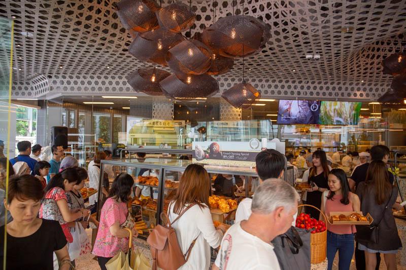 Wu Pao Chun Bakery Capitol Piazza City Hall 23