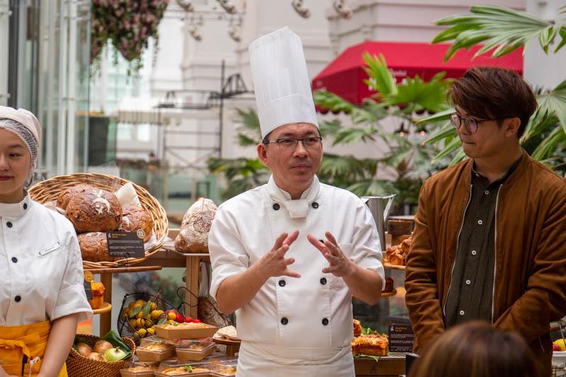Wu Pao Chun Bakery Capitol Piazza City Hall 5